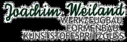 Willkommen bei Weiland Werkzeugbau! Logo